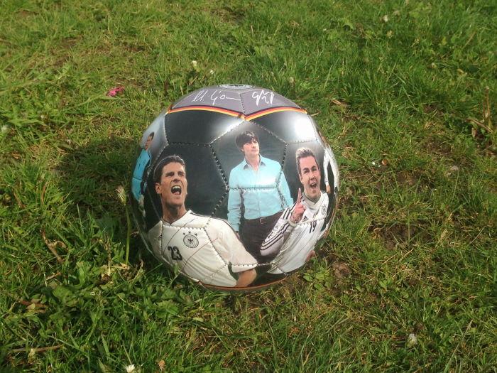 Ball Ackermanbogen WM
