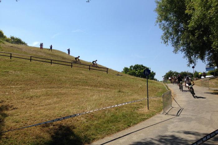 München 24 Stunden Rennen Olympiapark
