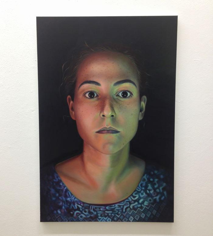 Lara Eckert Malerei Akademie der Bildenden Künste München