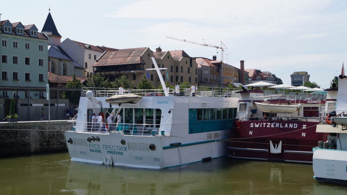 Passau Germany Bavaria River Cruise Danube