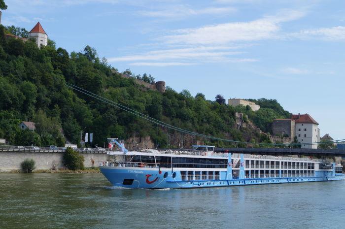 Passau Germany Bavaria River Cruise TUI Danube