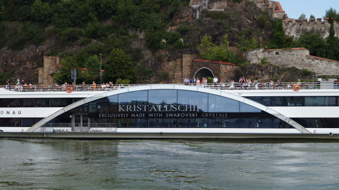 Passau Germany Bavaria River Cruise Swarovski Kristalflotte Danube