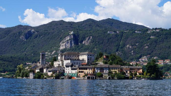 Isola di San Giulio Piemonte, Italy