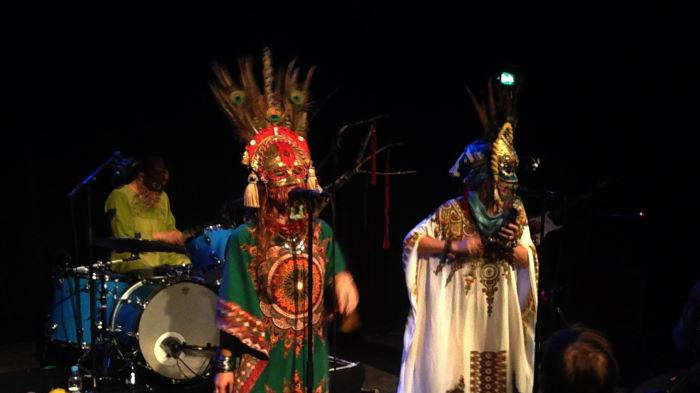 Goat Band Munich Muffathallte Ampere 2014