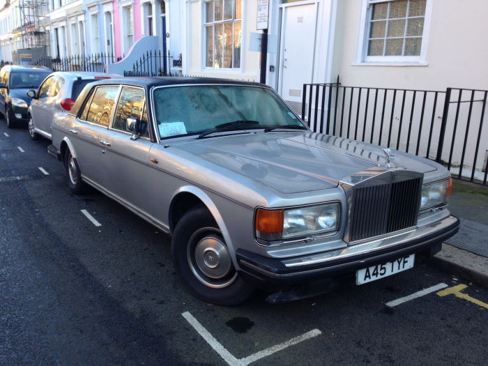 Rolls-Royce for sale Notting Hill