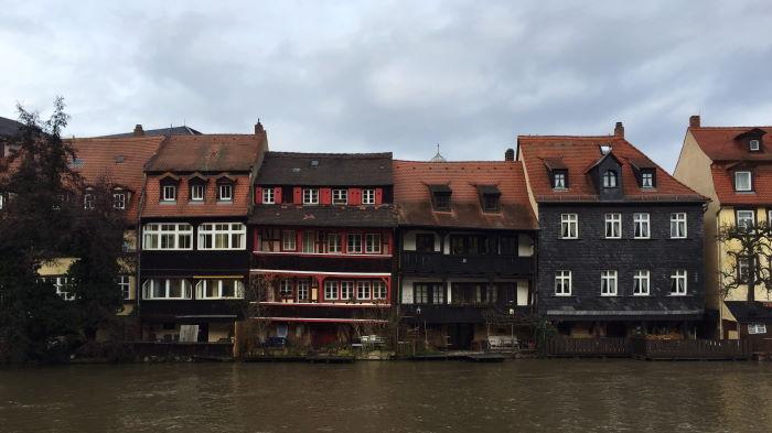 Bamberg Klein Venedig Fischersiedlung