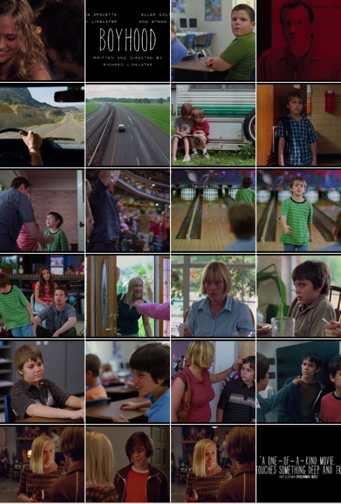 Szenenbilder Boyhood 2014 Linklater