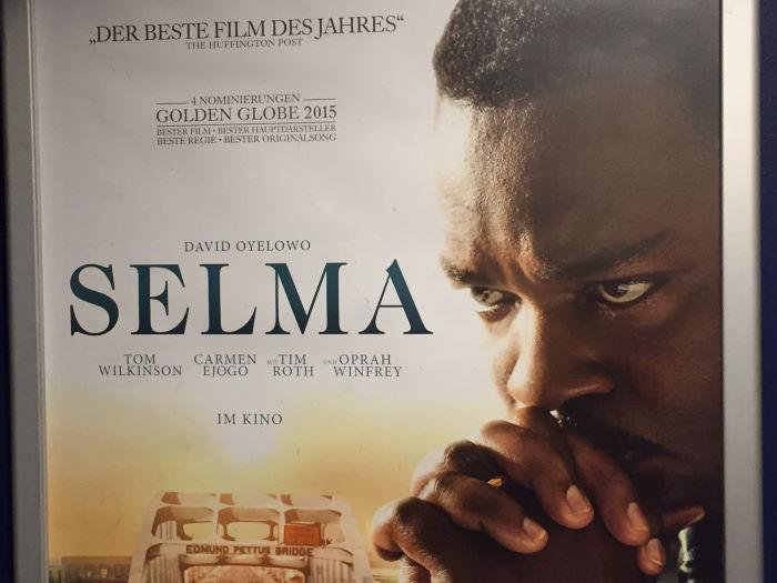 David Oyelowo Filmplakat Selma Ausschnitt
