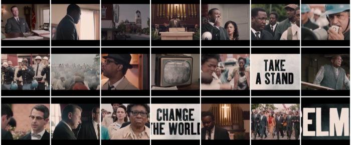 Filmszenen Selma Trailer