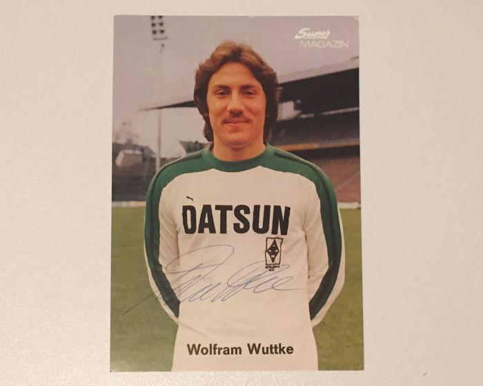 Wofram Wuttke (1961 – 2015)