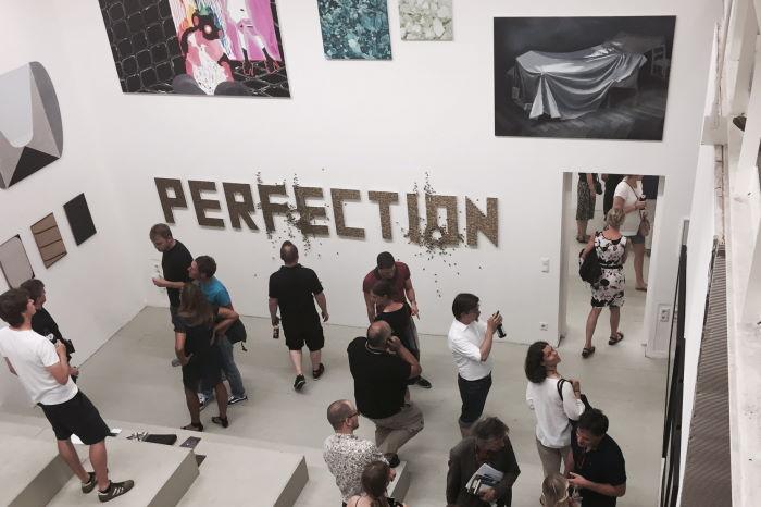 Jahresausstellung 2015 Akademie der Bildenden Künste München