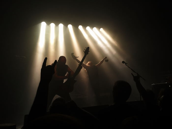 Agalloch Munich Backstage 2015-08-04