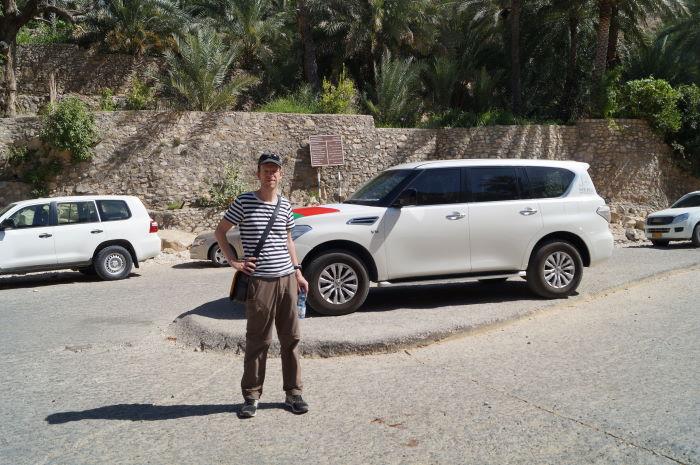 Oman, Nissan Patrol