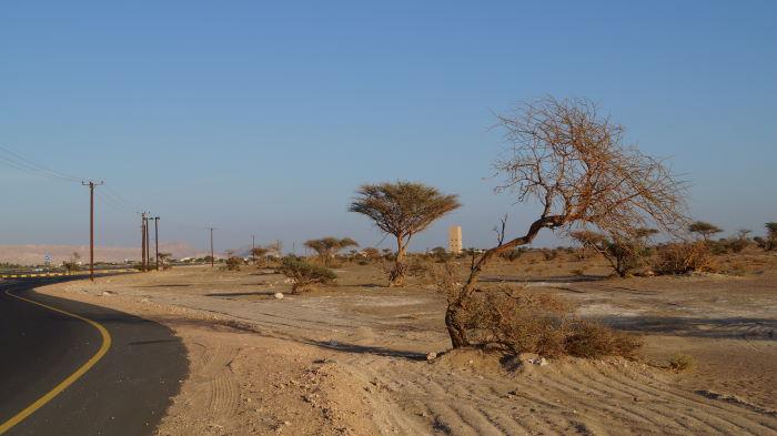 Oman Highway
