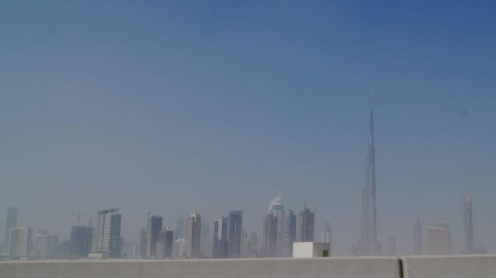 Dubai Skyline Highway