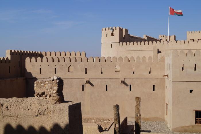 Ibri, Oman, Fort