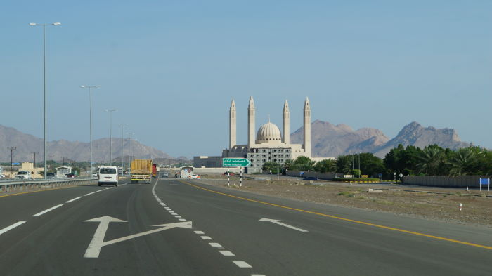 Oman, Nizwa, The new Sultan Qaboos Mosque