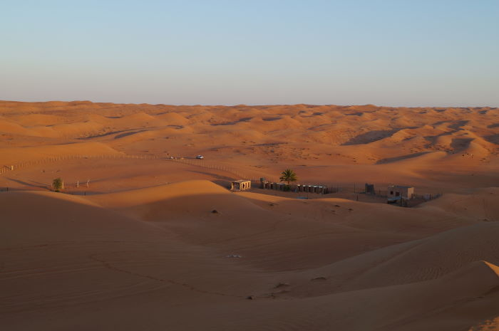 Oman, Deserst, Sunrise