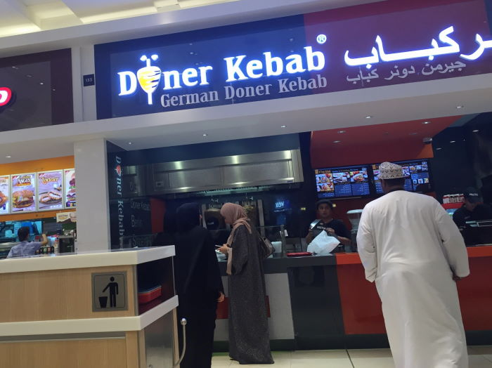 German Döner Oman