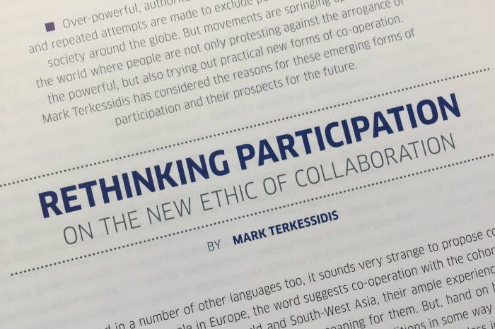 Rethinking Participation
