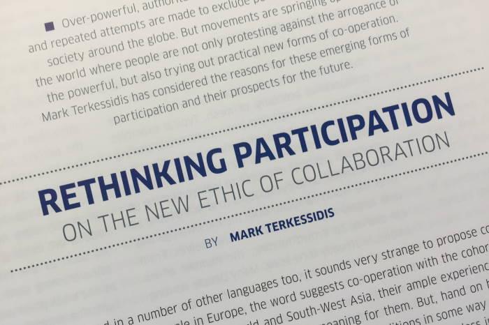 Rethinking Participation