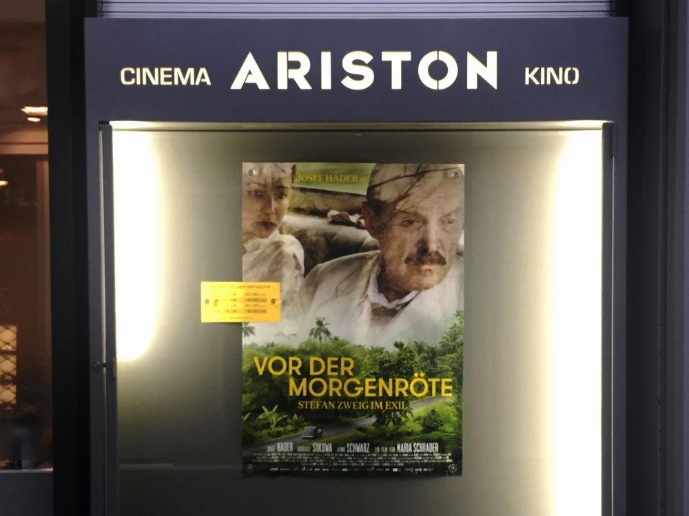 Meran Kino Vor der Morgenröte